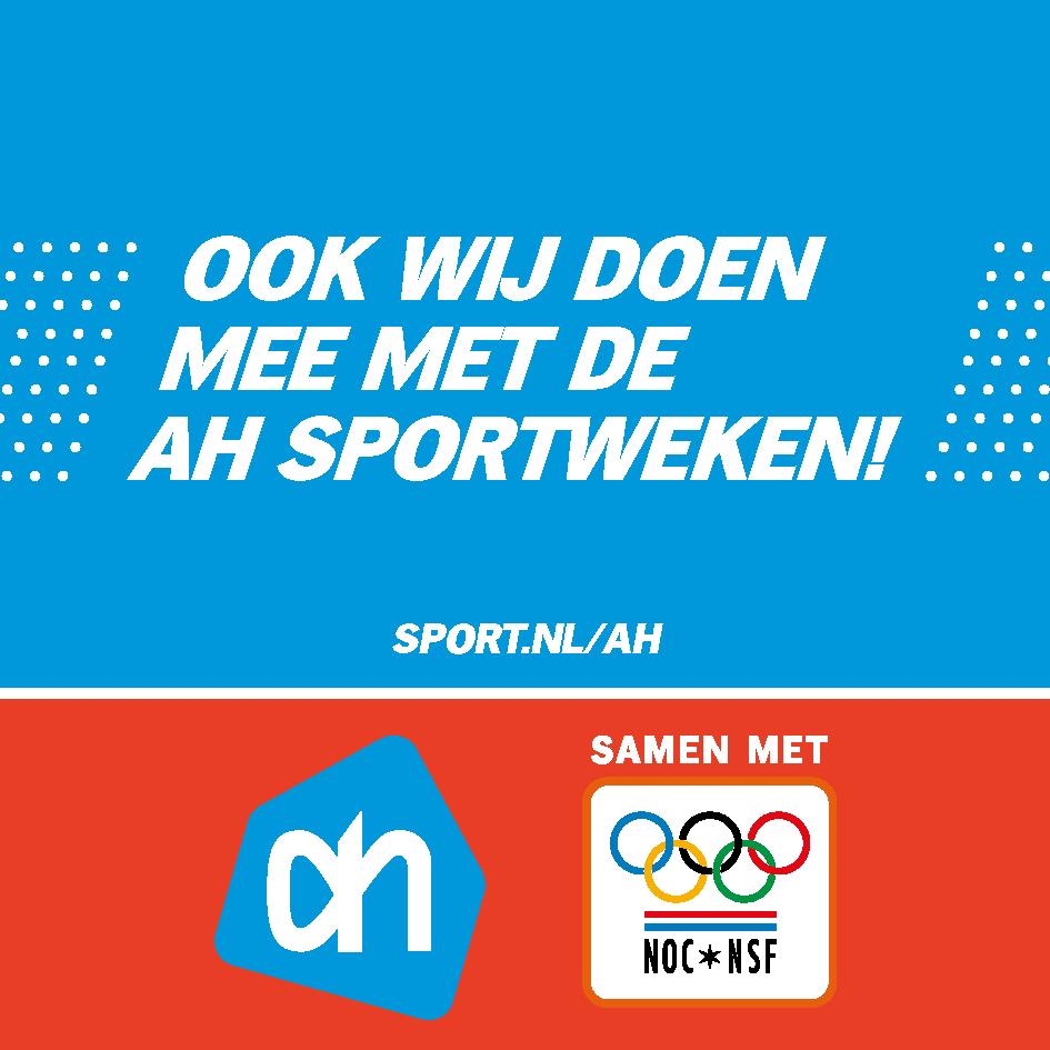 AH sportweken FB-post voor sportclubs 120x120